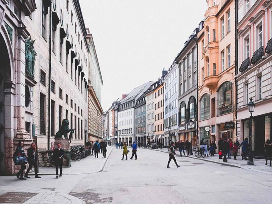 München, Wohnung suchen München, Stadtteile München, Foto: Anastasia Dulgier/Unsplash