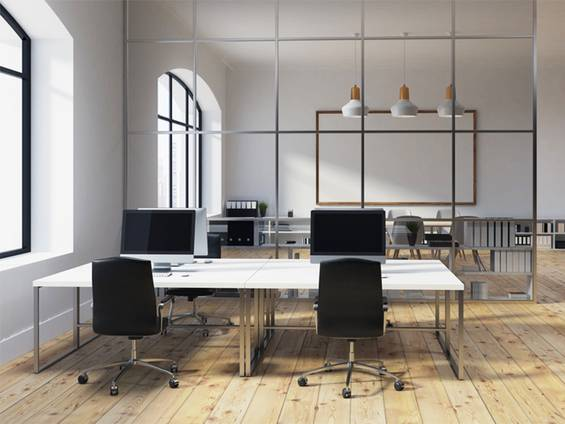Gewerbegrundstück kaufen, Gewerbegrundstück mieten, Gewerbegrundstück pachten, Büroflächen, Foto: denisismagilov/fotolia.com