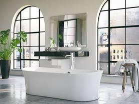 Luxuswohnung mieten, Bad, Foto: iStock/asbe