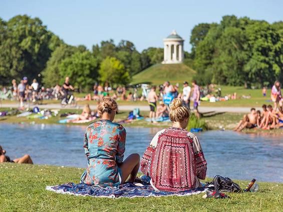 München, Wohnung suchen München, Englischer Garten, Foto: kasto/stock.adobe.com