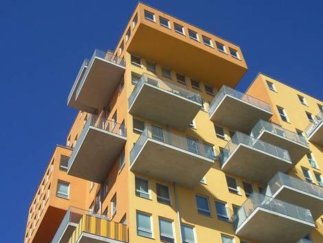 München, Wohnung suchen München, Schwanthalerhöhe, Wohnanlagen, Foto: Kurt Weiss/stock.adobe.com