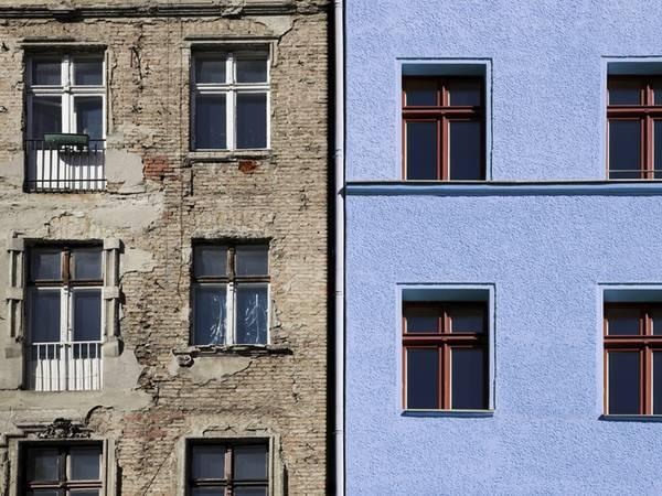 Wohn- und Geschäftshaus kaufen, Haus sanieren, Foto: Friedberg / fotolia.de