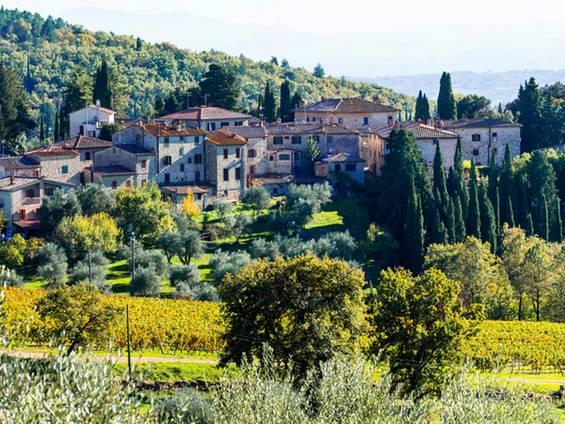 Auslandsimmobilie Italien, Toskana, Foto: Freesurf/fotolia.com