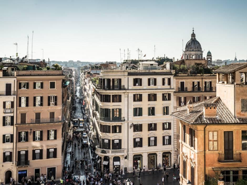 Auslandsimmobilie Italien, Rom, Foto: Patrick_Schneider/unsplash.com