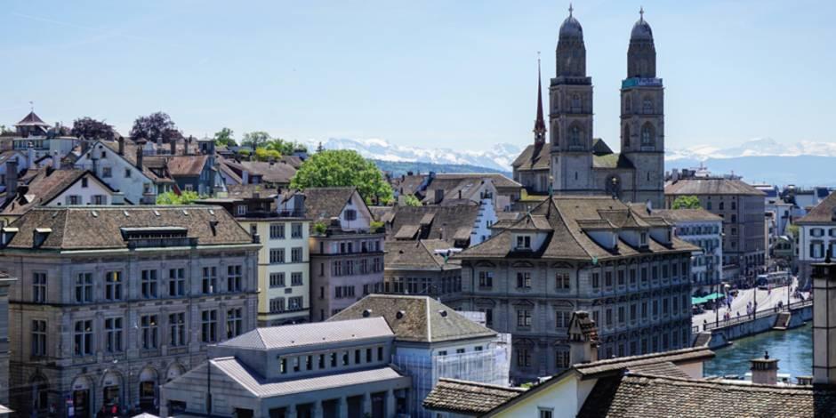 Ferienimmobilie kaufen, Stadtwohnung, Zürich, Foto: franziskahoppe – stock.adobe.com