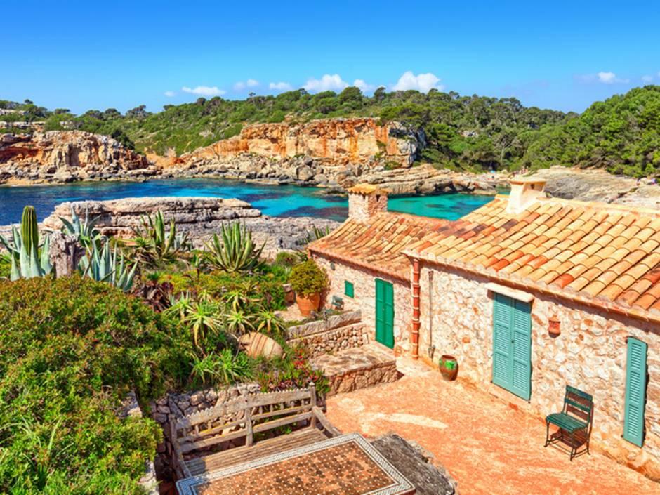 Auslandsimmobilie Spanien, Finca auf Mallorca, Foto: pixelliebe/fotolia.com