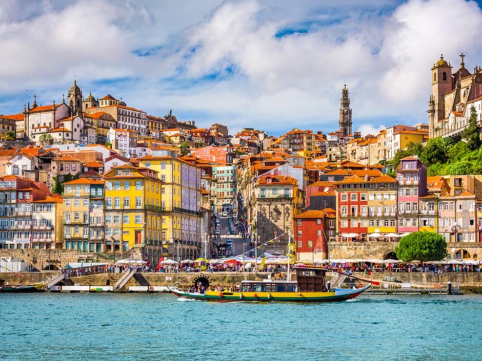 Auslandsimmobilie kaufen, Portugal, Porto, Foto: SeanPavonePhoto/fotolia.com