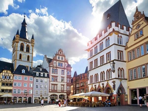 Wohn- und Geschäftshaus kaufen, Altstadt Trier, Foto: Petair / fotolia.de