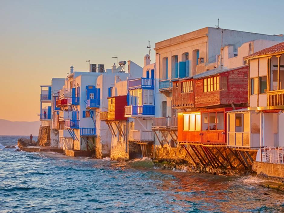 Immobilienkauf Griechenland, Auslandsimmobilien, Mykonos, Foto: Roman Sigaev/fotolia.com
