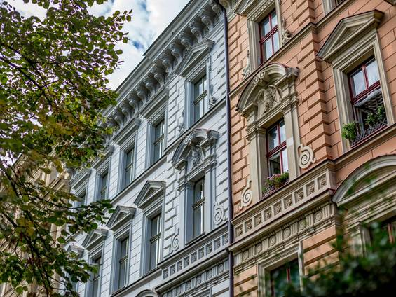 Immobilienkauf Tschechien, Mehrfamilienhaus, Foto: lightcaptured / fotolia.com