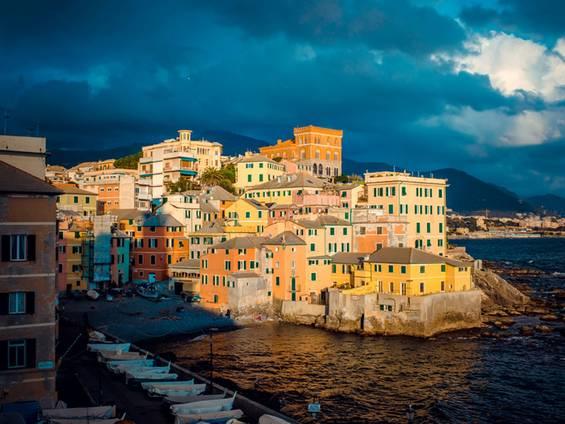 Auslandsimmobilie Italien, Genua, Foto: Gregory Lee/fotolia.com