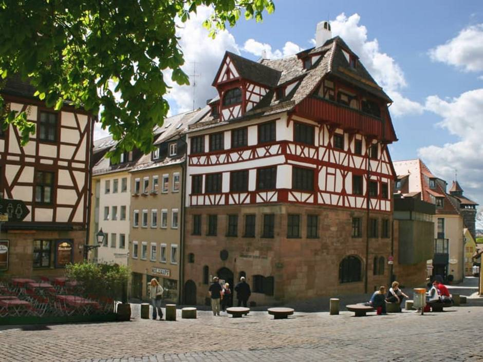 Nürnberg, Albrecht-Dürer-Haus, Foto: Norbert Wilhelmi/stock.adobe.com