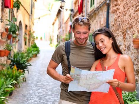 Auslandsimmobilie Spanien, Palma, Gasse, Foto: Maridav/fotolia.com