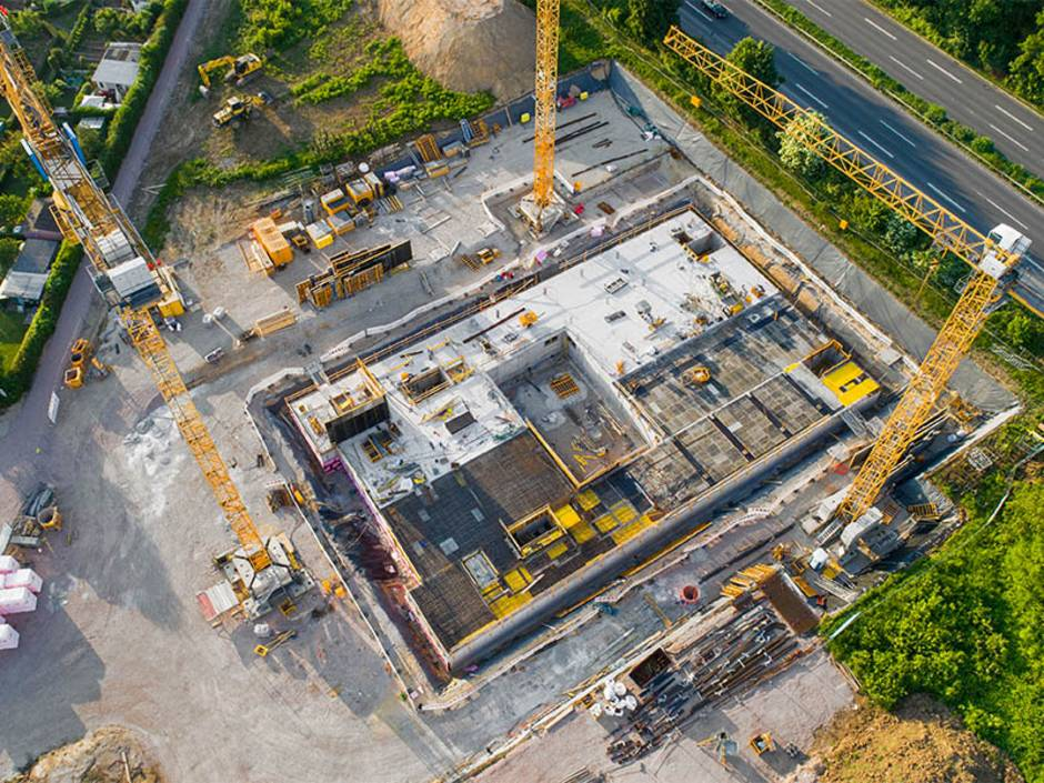 Gewerbegrundstück mieten, Gewerbegrundstück pachten, Gewerbegrundstück kaufen, Lage, Standortentwicklung, Foto: iStock/ollo