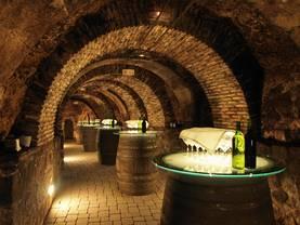 Weingut kaufen, Weinkeller, Weinprobe, Foto: iStock/jarnogz