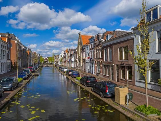 Auslandsimmobilie Niederlande, Grachten, Gouda, Kaufvertrag, Foto: Nikolai Soronkin/fotolia.com