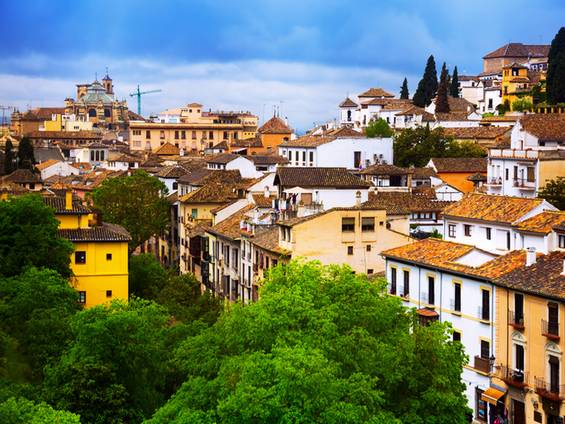 Auslandsimmobilie Spanien, Granada, Andalusien, Foto: JackF/fotolia.com