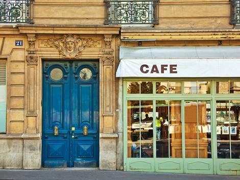 Gewerbegrundstück mieten, Gewerbegrundstück pachten, Café mieten, Foto: iStock/Nikada
