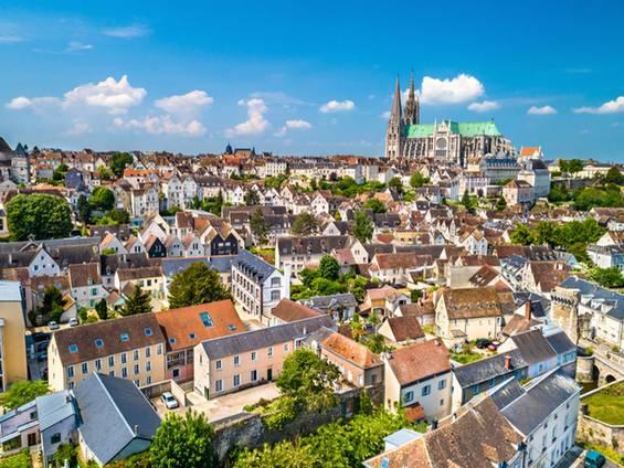 Immobilienkauf Frankreich, Kleinstadt, Foto: Leonid Andronov / fotolia.com