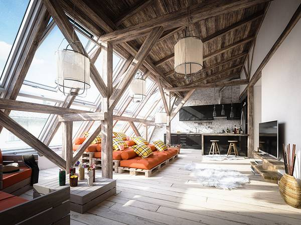 Luxuswohnung mieten, Interieur, Foto: iStock/Bulgac