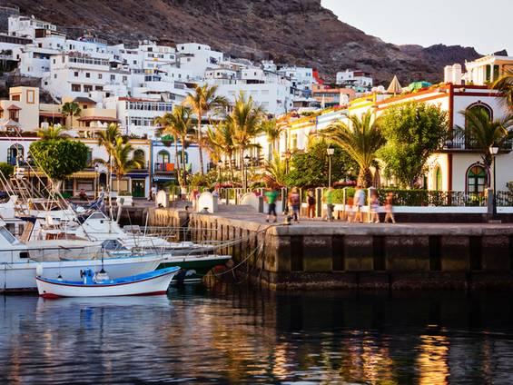 Auslandsimmobilie Spanien, Gran Canaria, Foto: TIMDAVIDCOLLECTION/fotolia.com