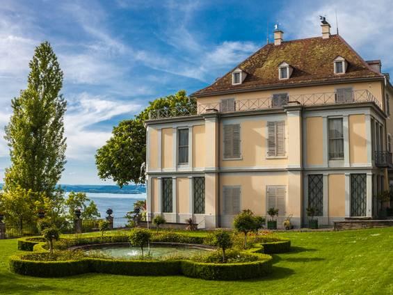 Schloss, Burg, Thurgau, Foto: inesbodensee/fotolia.com