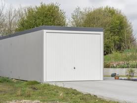 Garage kaufen, freistehende Garage, Foto: GM Photography / fotolia.com
