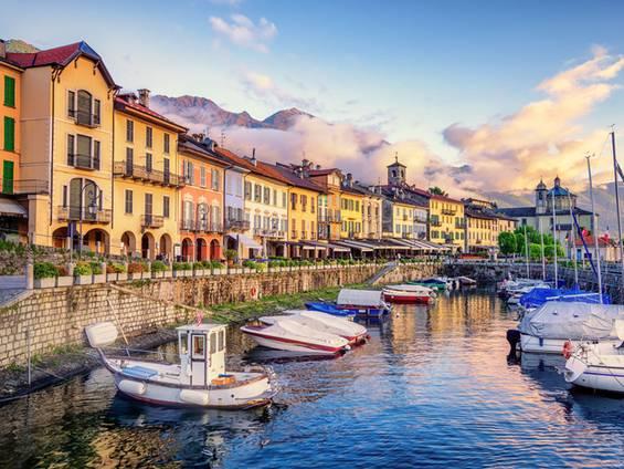 Auslandsimmobilie Italien, Cannobio, Foto: Boris Stroujko/fotolia.com