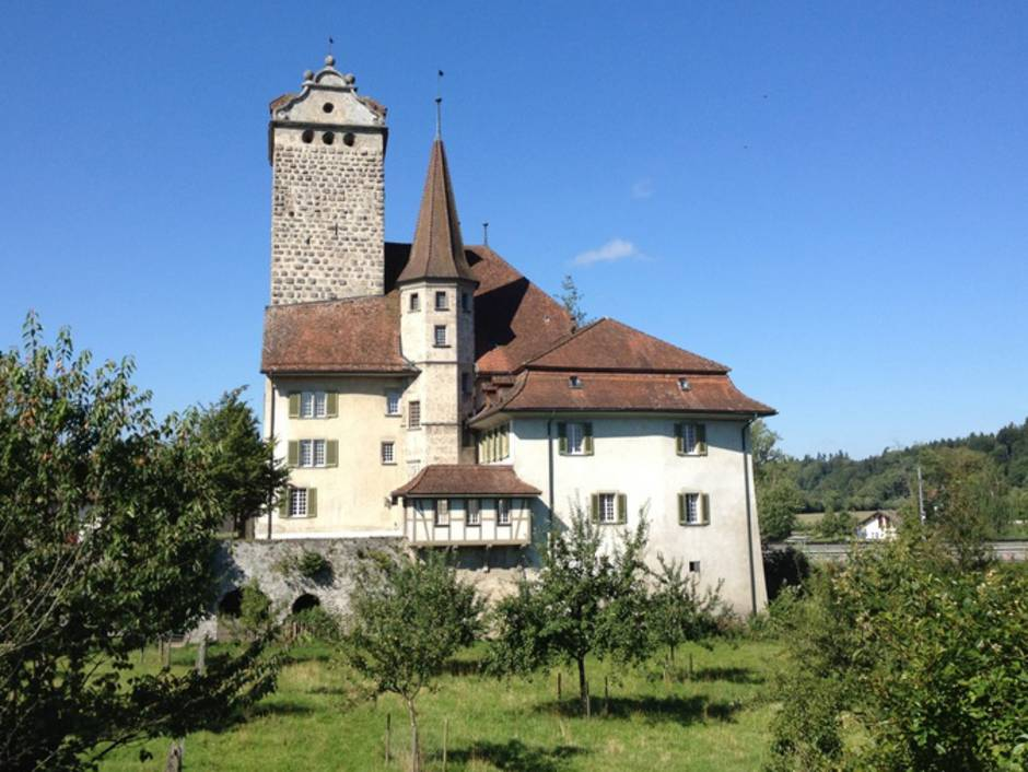 Schloss, Burg, Herrenhaus, Foto: angela001/fotolia.com