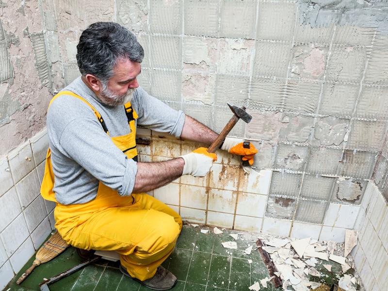 Bad, Fenster, Elektrik: Wann Mietern Eine Renovierung