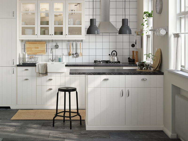 ikea metod h ggeby wohnen k che kitchen pinterest. Black Bedroom Furniture Sets. Home Design Ideas