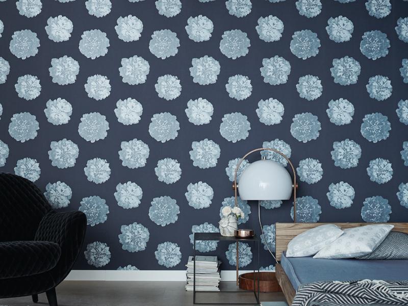 richtig tapezieren tipps zum selber machen tapetenarten. Black Bedroom Furniture Sets. Home Design Ideas