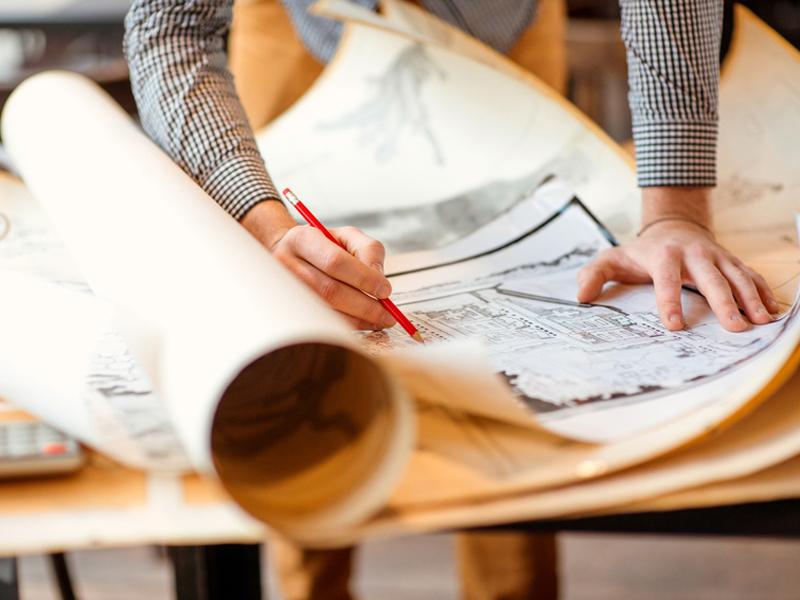 Hausbau  Hauskauf  von der Suche bis zum Einzug